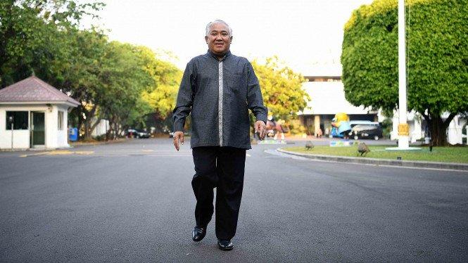 KAMI Disindir, Din Syamsuddin Singgung Dinasti Politik
