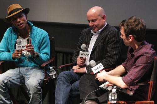 TheWrap Screening Series: Pharrell and 'Despicable Me 2' – How a Song Can Change a Movie