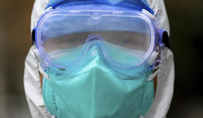 Many hospitals have appealed to the public for donations of protective gear. Photo: AP
