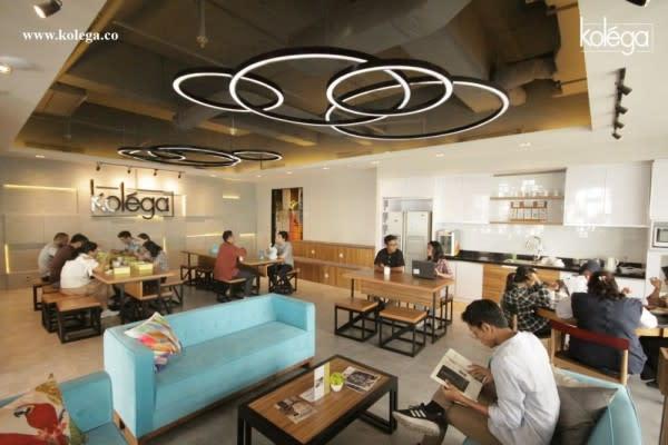 Kolega Hadirkan Coworking Space untuk Millennial di Tokopedia Tower