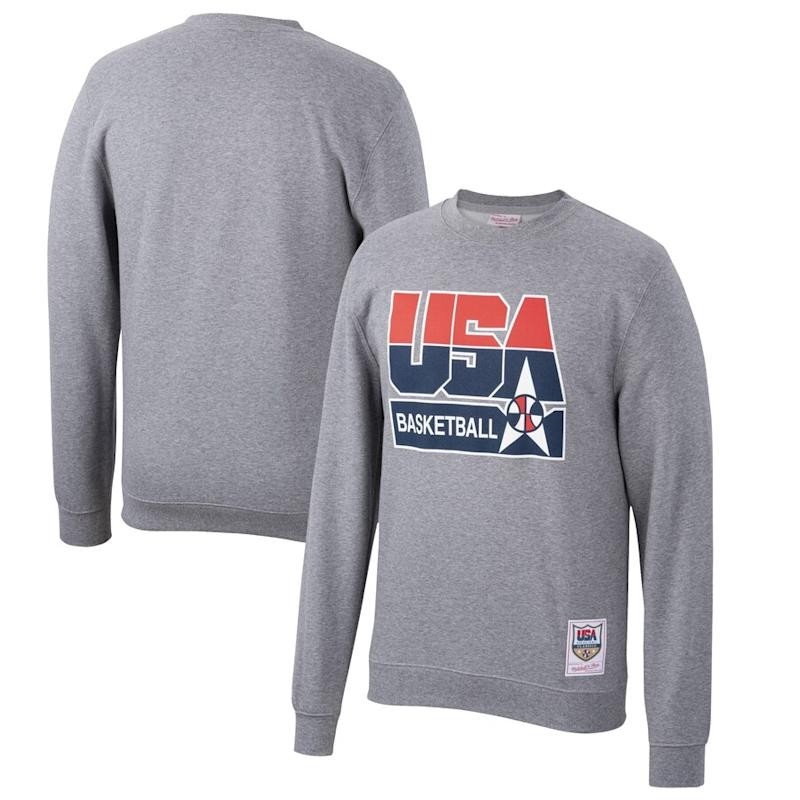 USA Basketball 1992 Dream Team Logo Pullover Sweatshirt
