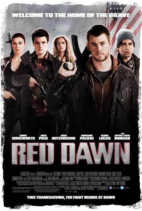 'Red Dawn' Poster Reveal