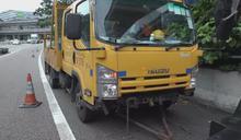 葵涌道交通意外 工程車撞斃女工