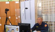 方仰寧接台南市警局長被批警暴一路升官 徐國勇相挺