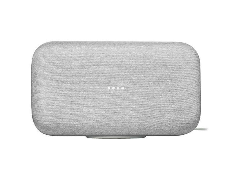 Google Home Max. Image via Bed, Bath and Beyond.