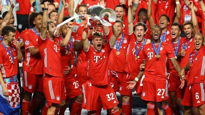 Bayern Munich Batal 'Pesta Duren' di Laga Perdana Musim 2020/21