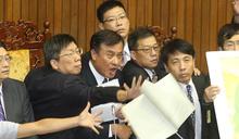 【Live】臨時會最終日前瞻過關 續審國體法