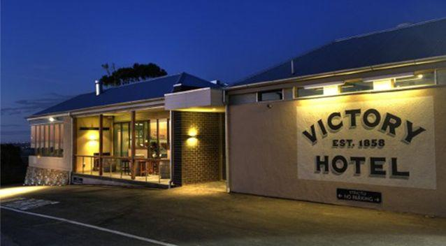 The Victory Hotel at Sellicks Beach. Photo: Facebook/Victory Hotel