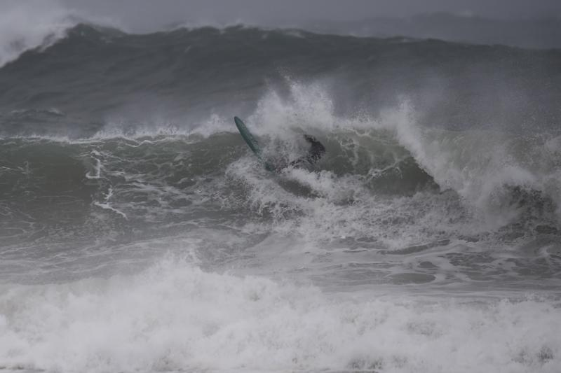 A file picture of large surf. Source: AAP/Mick Tsikas