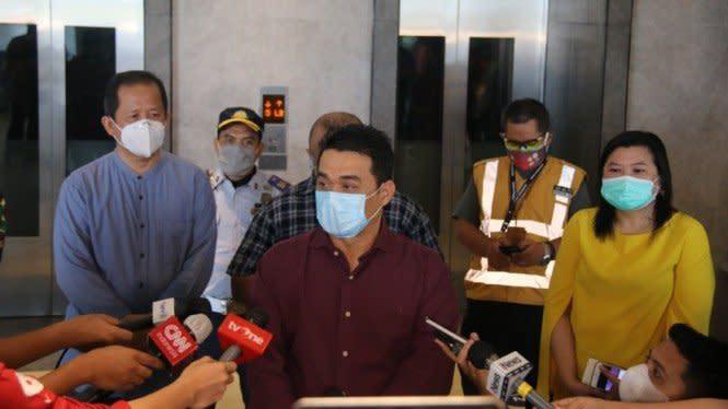 Wagub DKI Cek Lokasi Isolasi Terpusat COVID-19 di Hotel, Ini Hasilnya