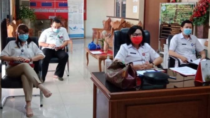 Sulut Jadi Pilot Project Pembelajaran Daring pada Masa Pandemi Covid-19