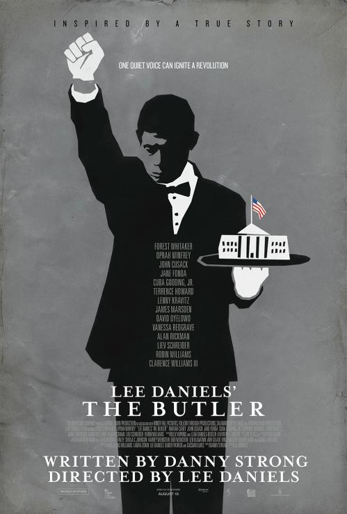 'Lee Daniels' The Butler' Gets First Posters Following MPAA Ruling