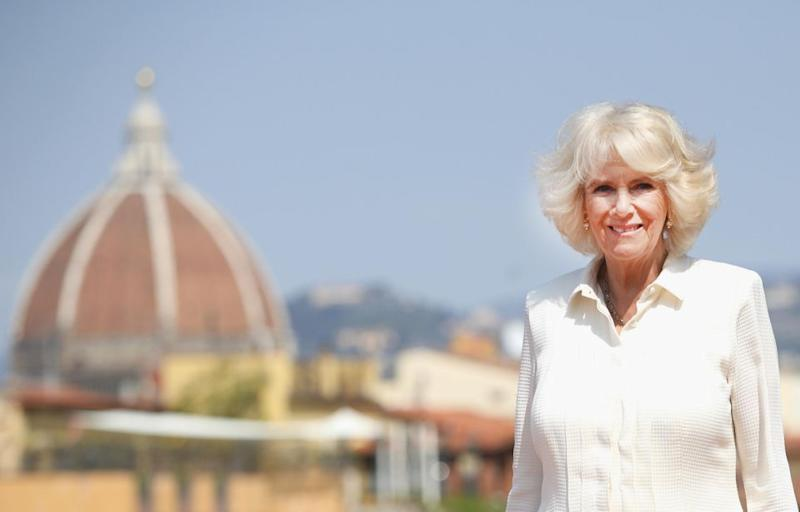 Camilla is the patron of many charities. Photo: Getty Images