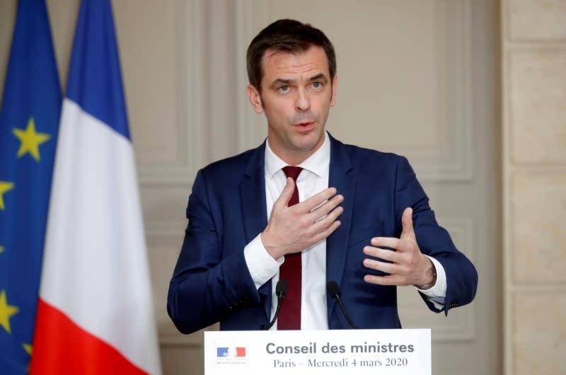France toughens lockdown penalties as coronavirus kills medic