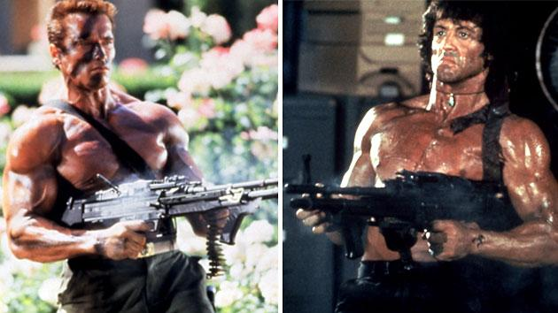 Stallone vs Schwarzenegger: Did the action icons bet about whose film will be bigger?