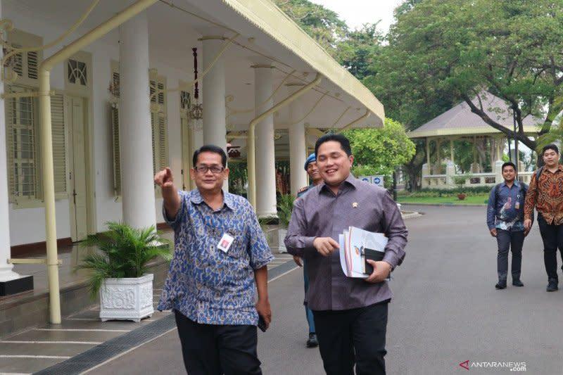 Erick Thohir minta direksi/komisaris BUMN diberi kesempatan bekerja