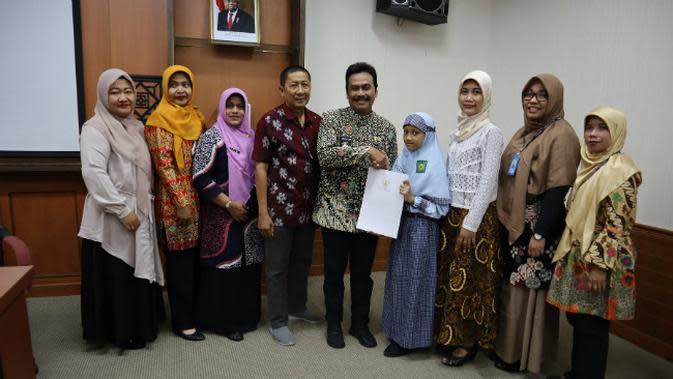 Siswa SD Muhammadiyah Gresik Ikut Kompetisi Internasional di Vietnam