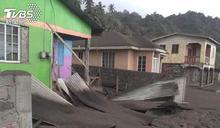友邦聖文森火山噴發逾萬人撤離 駐台大使募資盼助災民