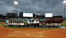 U-18棒球邀請賽最終之戰 新北藍奪冠穩坐三連霸
