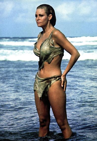 Raquel Welch, One million Years