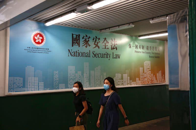 China mengesahkan UU Keamanan Nasional Hong Kong di tengah penolakan global