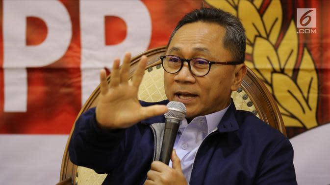 Ketum PAN Zulkifli Hasan Mangkir dari Pemeriksaan KPK