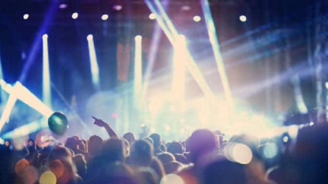 Ilustrasi tempat hiburan malam (iStock)
