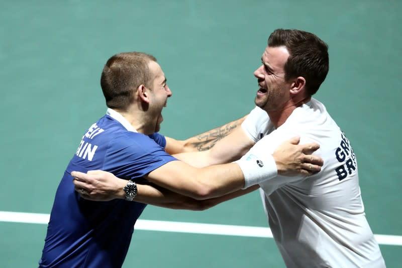 Davis Cup Finals - Quarter-Final