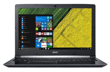 "Acer Aspire 5 15.6"" Laptop Intel Core I3-6006U A515-51-36Uh Black"