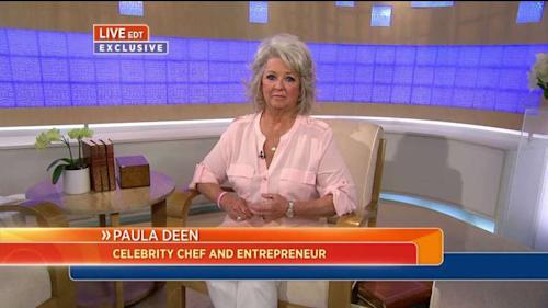 "Paula Deen On 'Today' Tearfully Begs Sponsors Not To Dump Her: ""I Would Not Have Fired Me"" And ""I Am Not A Racist"""