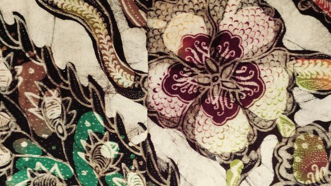 Ilustrasi batik. (Gambar oleh pisauikan dari Pixabay)