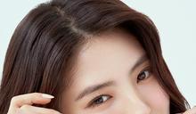 韓國女藝人韓素希代言珠寶品牌拍宣傳照