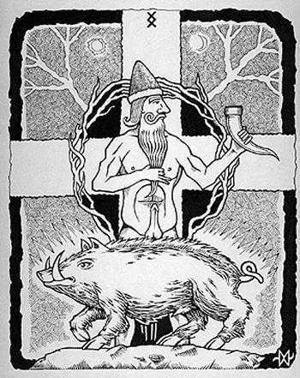 Heavy Metal Songs About Norse Gods