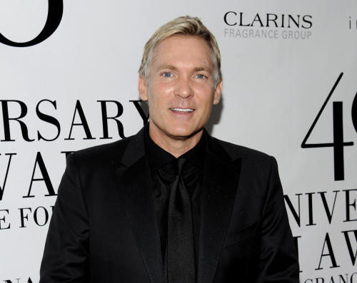 "FILE - This May 21, 2012 file photo shows weatherman Sam Champion from ""Good Morning America"" attending the FiFi Fragrance Awards at Alice Tully Hall in New York. ABC News says Champion and his boyfriend, Rubem Robierb, are engaged to be married later this year. Champion tweeted Friday, Oct. 5, that he's ""never been happier"" to share a bit of personal news. Champion and Robierb met through mutual friends in Miami, where Robierb lives, according to ABC. Born in Brazil, Robierb is a fine-arts photographer who shows his work in Miami, Atlanta, Santa Monica and New York. (AP Photo/Evan Agostini, file)"