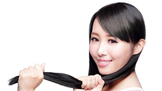 Ilustrasi perawatan rambut/copyright shutterstock