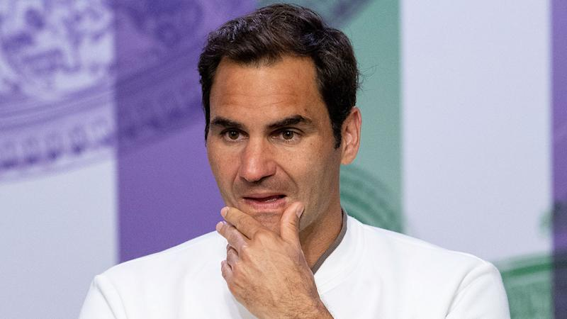 Roger Federer lamented an opportunity that went begging.