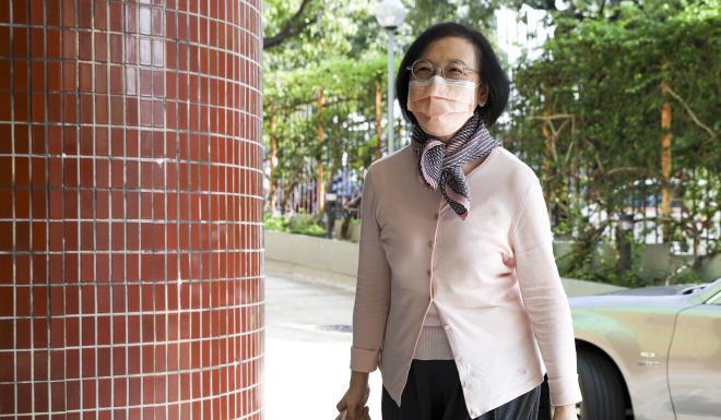Sophia Chan, Hong Kong's health minister. Photo: May Tse