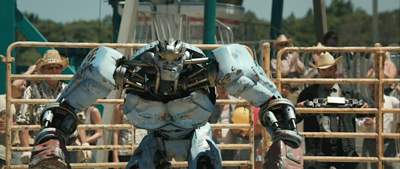 "Review: ""Real Steel"""