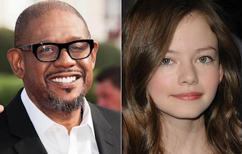 Forest Whitaker, Mackenzie Foy to Voice Leads in 'Ernest & Celestine' (Exclusive)