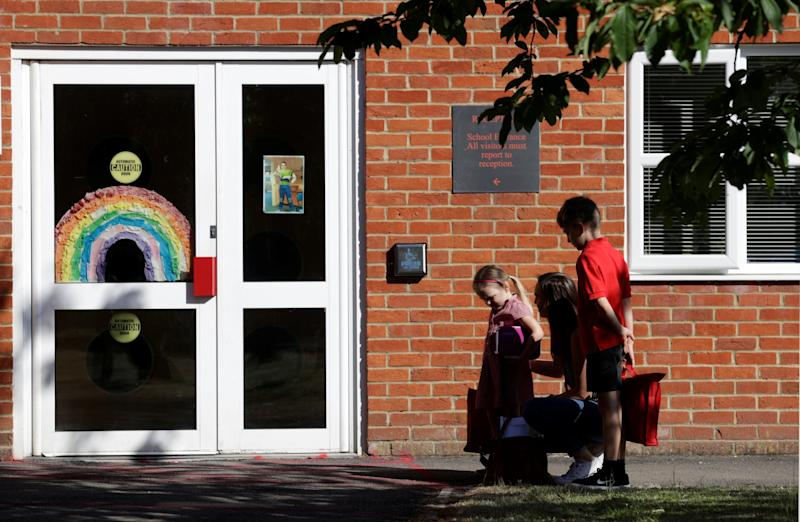 Schools have been urged to stay shut in the North West (Reuters)