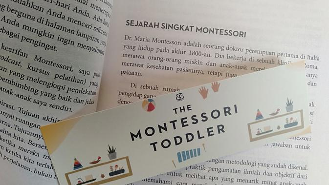 The Montessori Toddler./Copyright Endah