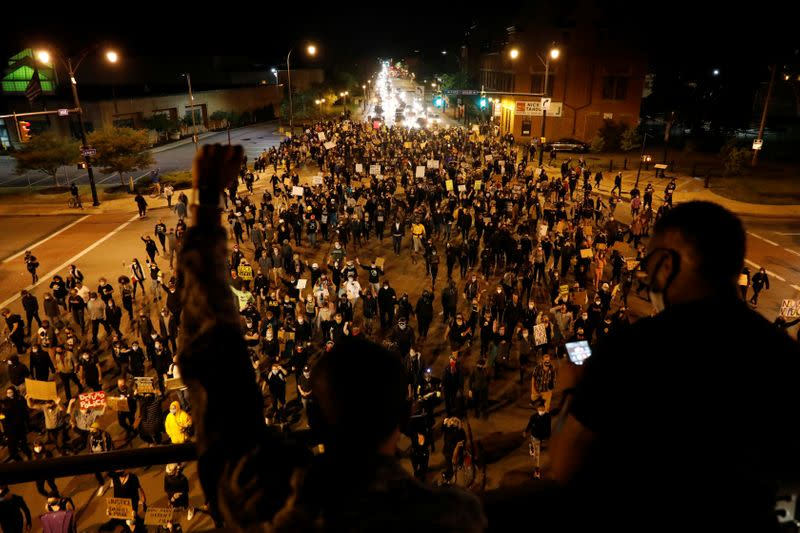 As protests rock U.S. cities on holiday weekend, Jacob Blake speaks out