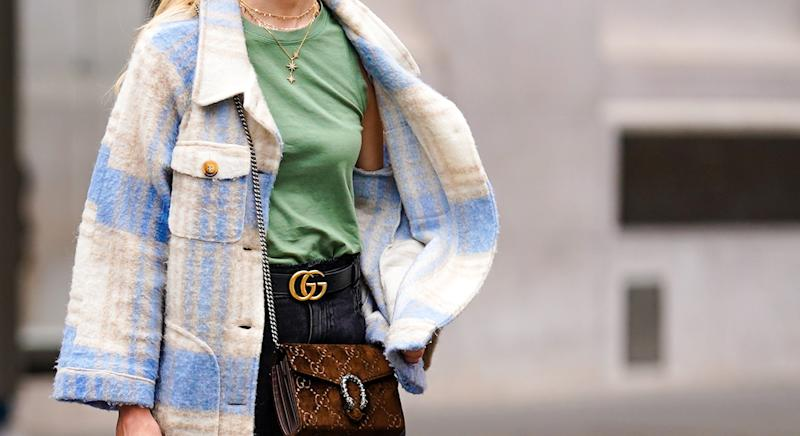 Consumer shopping app LIKEtoKNOW.it has seen a 1,000% rise in searches for shackets. (Getty images)