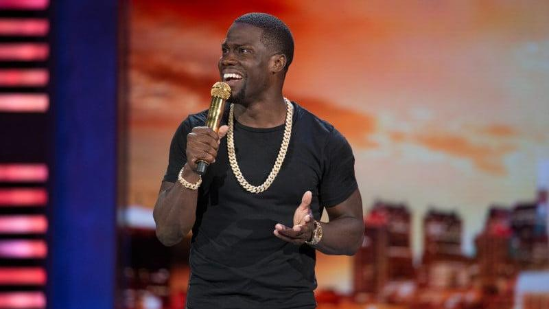 Kevin Hart: What Now? on Netflix