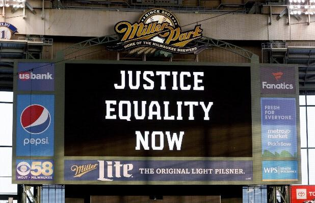 MLB Teams Join NBA in Game Boycotts to Protest Jacob Blake Shooting