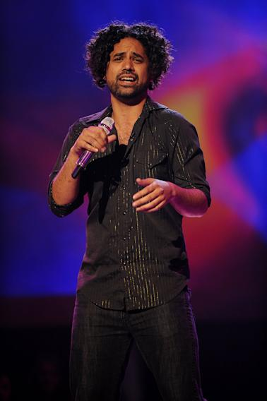 "Kai Kalama performs ""What Becomes of the Brokenhearted"" by Jimmy Ruffin on ""American Idol."""