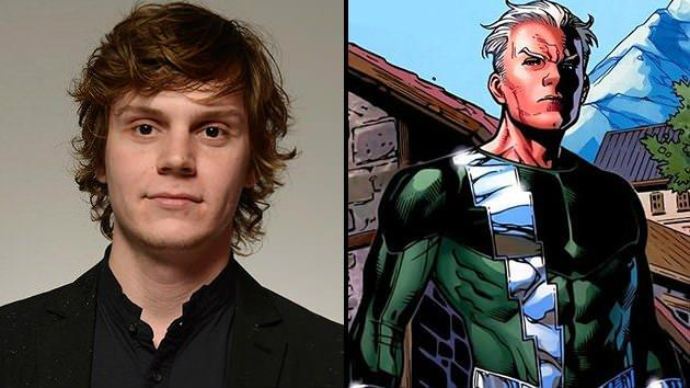 Marvel Mutant Quicksilver Pulls Double Duty in 'X-Men' and 'Avengers 2′