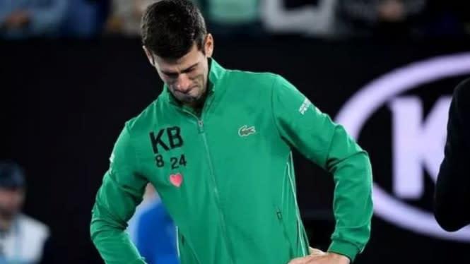 Djokovic Didiskualifikasi dari US Open, Gara-gara Hantam Bola ke Wasit