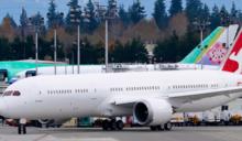 華航出售4架波音747客機 新777貨機在美首度曝光編號18771