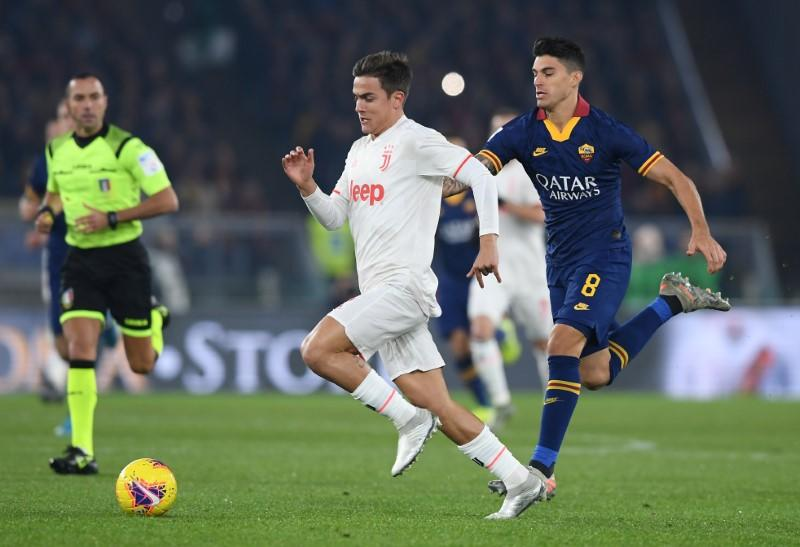 Serie A - AS Roma v Juventus